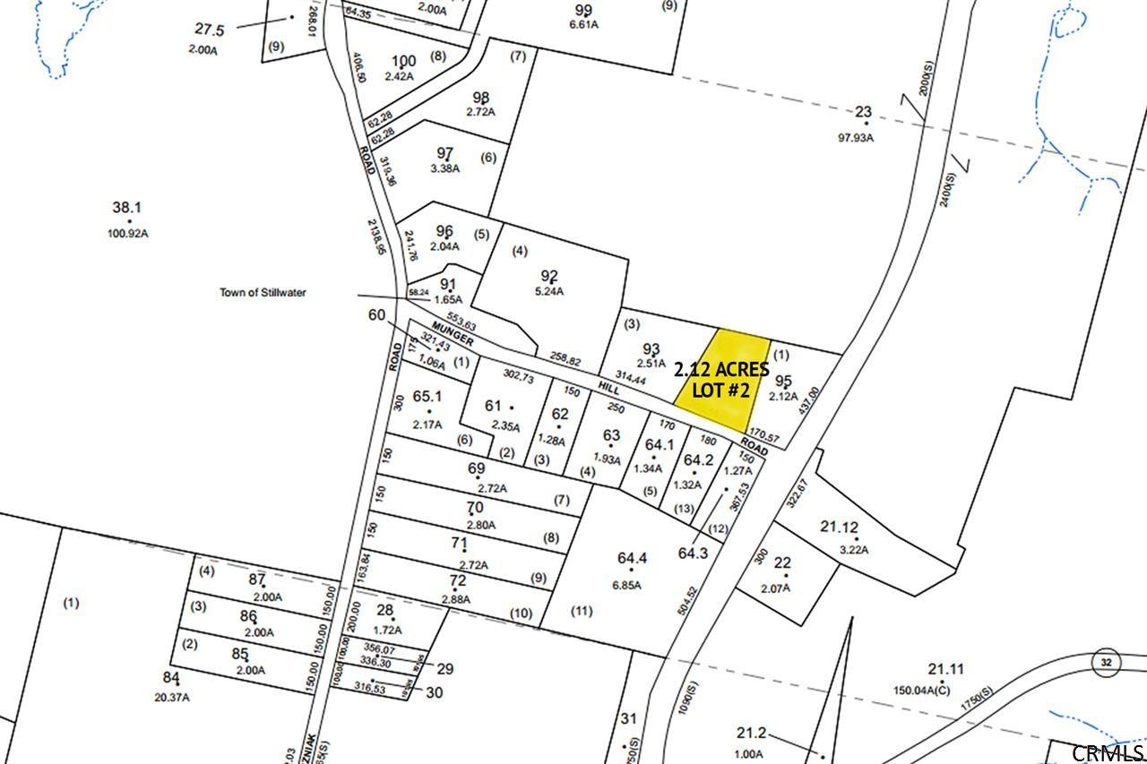 Lot 2 Munger Hill Rd Stillwater Ny 12170