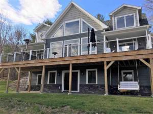 Lake George Lake View Home